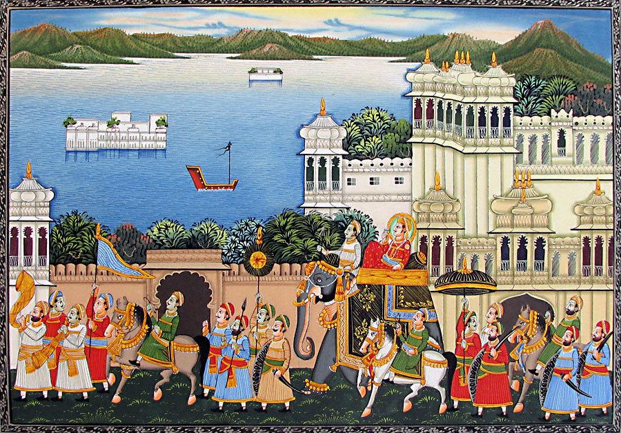 royal-procession-by-lake-of-udaipur-BC29_l