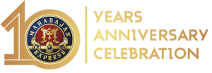Celebrating 10 Years of The Maharajas' Express