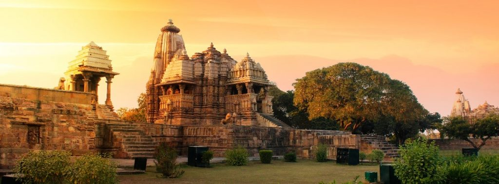 Immerse Yourself in The Living Work of Art in Khajuraho